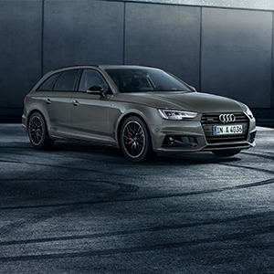Audi A4 Black Edition In New 2018 Model Year