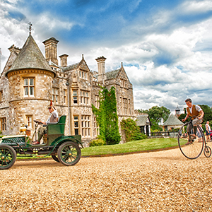 Be a Time Traveller at Beaulieu for May half-term