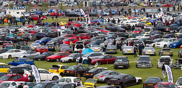 Crowds flock to Japfest as it returns to Silverstone