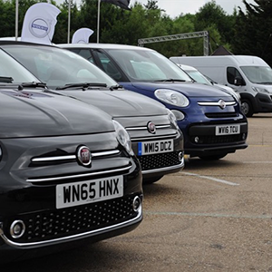 FCA Fleet and Business at the Company Car in Action event in 2016