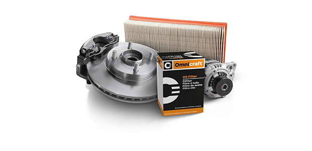 Ford dealers now offer servicing with new Omnicraft Brand parts