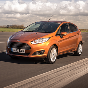 Ford maintains market leadership in April