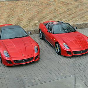 Four ultra-rare modern Ferraris coming to City Concours