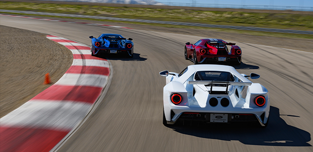 How Ford Created the GT Supercar to Test Technologies