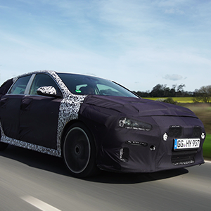 The Hyundai i30 N is continuing its intensive development through numerous tests by Hyundai engineers.