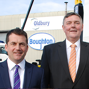 Industry faces of Boughton Engineering