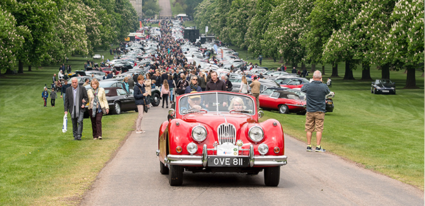 Jaguar Classic kicks off a summer of celebrations