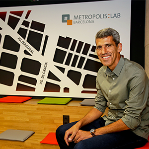 Jose Nascimento, new Head of Lab of the SEAT Metropolis-Lab Barcelona