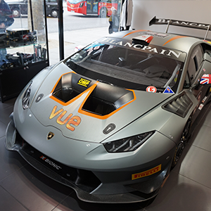 Lamborghini London Presents Huracan Lp