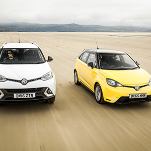MG gears up for expansion in Northern Ireland