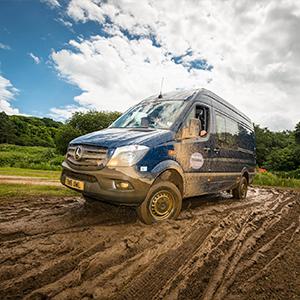 Mercedes-Benz Van Experience Live 2017
