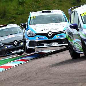 Nicolas Hamilton returns to Renault UK Clio Cup - WDE Motorsport