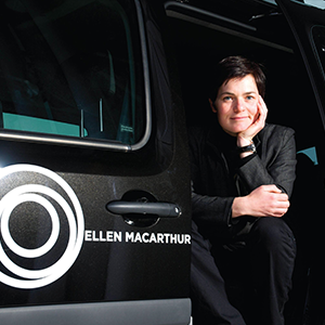 Partnership deepens between Groupe Renault & the Ellen MacArthur Foundation
