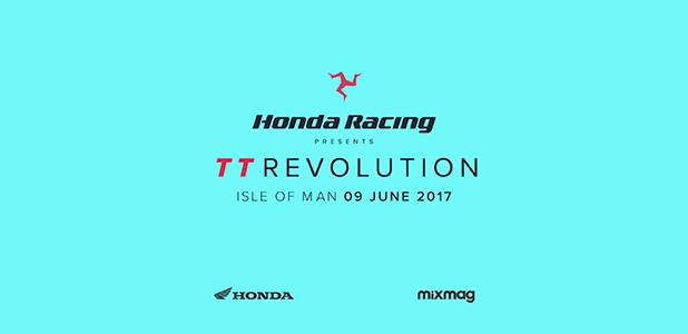 Reggie Yates to headline Honda TT Revolution