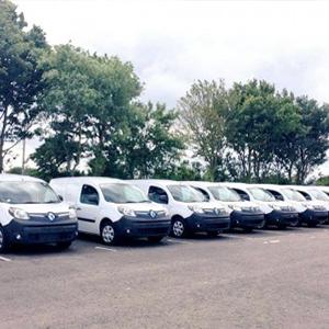 Renault Kangoo - Hydrogen fleet