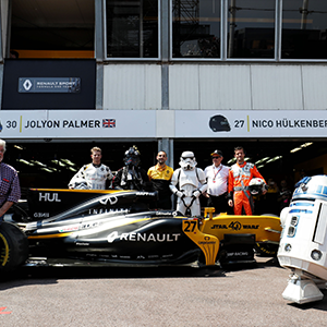 Renault and Star Wars celebrate 40th anniversaries