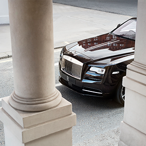 Rolls-Royce Motor Cars London welcomes unique Dawn Mayfair Edition