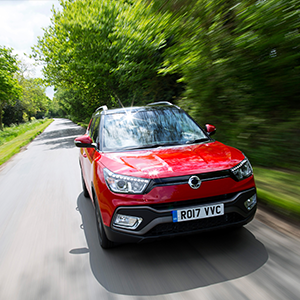 SsangYong introduces Tivoli 48-hour test drives