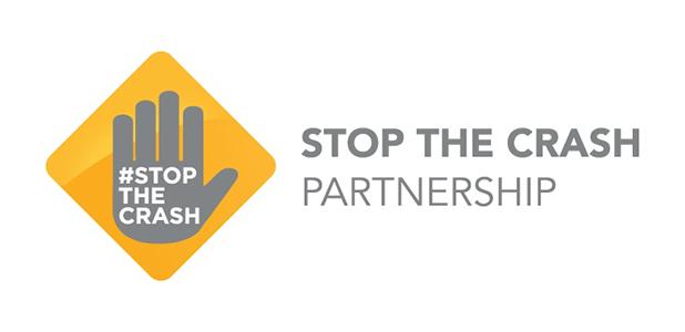 Stop the Crash logo