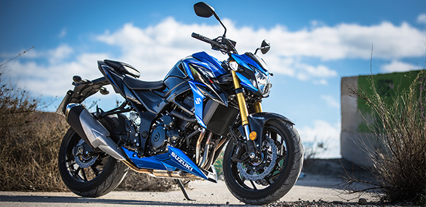 Test ride the all-new GSX-R1000 at MCN Festival of Motorcycling