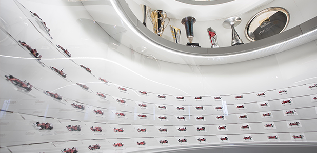 The Ferrari Museum of Maranello