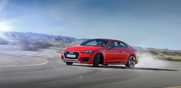 The new feature length Audi RS 5