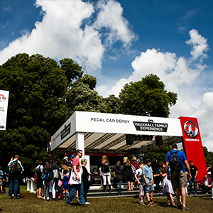 Vauxhall Leads Family Fun At Goodwood FOS