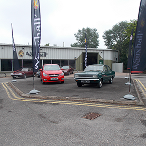 Vauxhall sets date for 2017 Heritage Centre open day