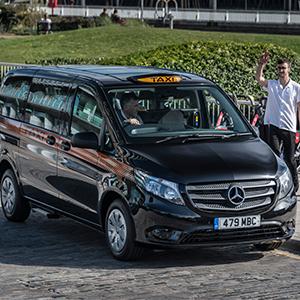 Vito Taxi, London