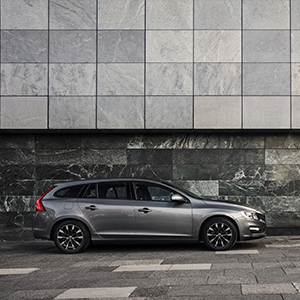 Volvo Car UK's popular V60 Business Edition receives Lux upgrade