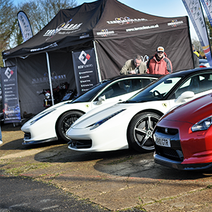 We need your supercars at Supercar Solstice!