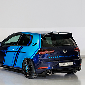Wolfsburg apprentices present first GTI