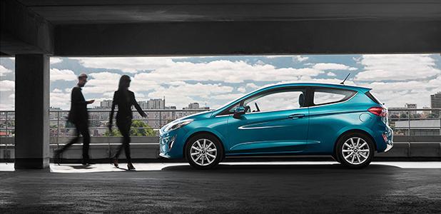 All-new Ford Fiesta Titanium