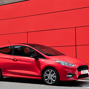 All-new Ford Fiesta Titanium