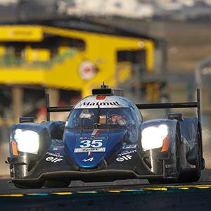 Alpine A470 - Car no. 35 - Le Mans 24H