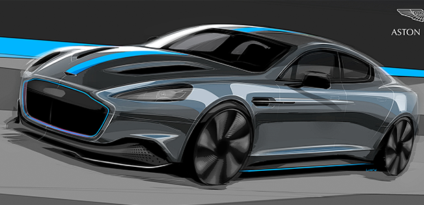 Aston Martin Confirms Production