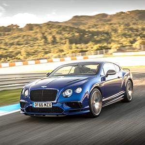 Bentley at Goodwood Festival of Speed 2017