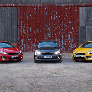 Cee'd Owners Vote Model Best Family Car