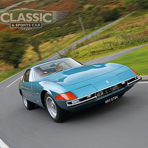 Classic & Sports Car Special Ferrari Issue