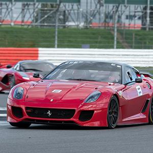 Ferrari Passione Silverstone-FXX K