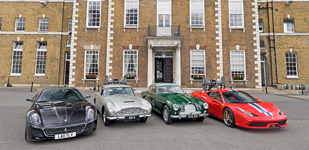 Full car list revealed as City Concours kicks off this week