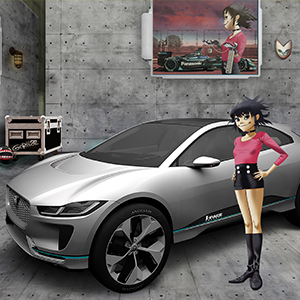 JLR and Gorillaz seek engineering talent via alternative reality
