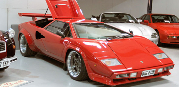 Lamborghini Evocation