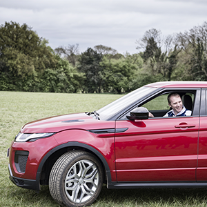 Range Rover Evoque- Man Versus Machine