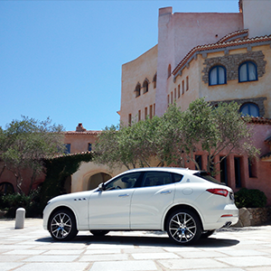 Maserati And Marriott Join Forces