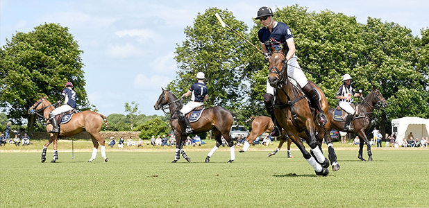 Maserati Royal Charity Polo Trophy 2017 at Beaufort Polo Club