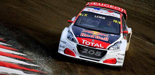 More podium honours for Sébastien Loeb