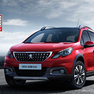Owners rate Peugeot 2008 SUV as best small SUV you can buy