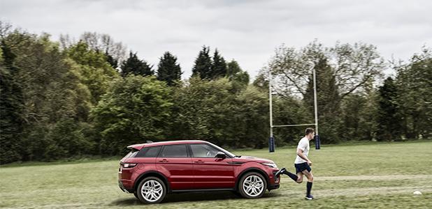 Range Rover Evoque- Man Versus MachineRange Rover Evoque- Man Versus Machine
