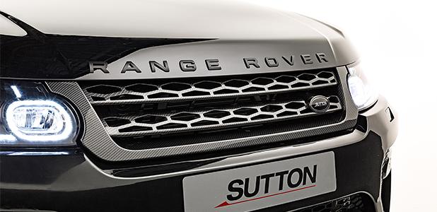 Range Rover Reveals Sutton Sport